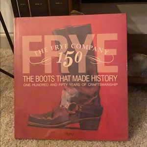 NWT! The Fyre Company Large Coffee Table Book